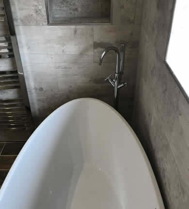 bathroom design and fitters in sheffield