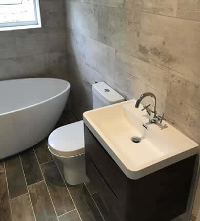 designer bathrooms in sheffield