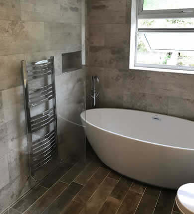 new bathroom installation in sheffield